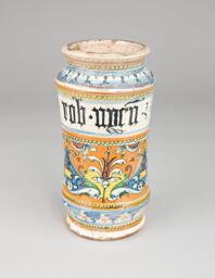 Apothecary Jar (Albarello)