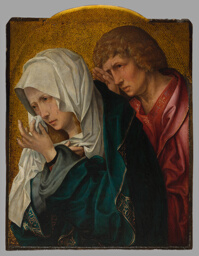 The Virgin and Saint John the Evangelist
