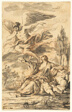 Angel Appearing to Hagar and Ishmael