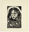 Peasant Woman - print #9 of 52 in the 1936 Calendar of The Chicago Society of Artists