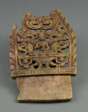 Crown Panel Depicting a Tathaghata
