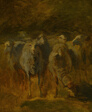 Unfinished Study of Sheep