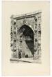 St. Nicolas de Champs, from Vingt Lithographies du Vieux Paris