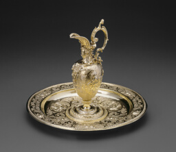 Rosewater Ewer and Basin