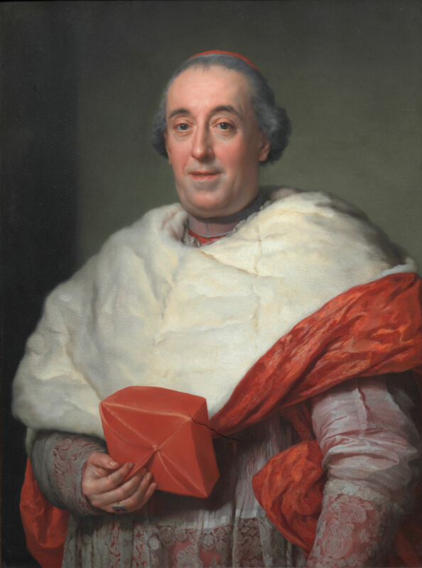 portrait of cardinal zelada the art institute of chicago