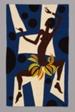 Hanging Showing Josephine Baker