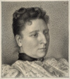 Portrait of Anna Boch