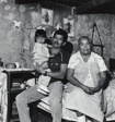 """Untitled, from the series """"Family of Miners"""""""