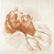 Head of a Young Woman Asleep