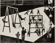 A Playground, from One-Hundred Views of Chicago