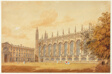 South Side of King's College Chapel, Cambridge
