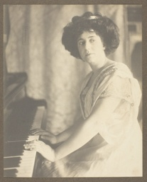 Mary Hugell, Pianist of Chicago