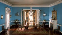 A26: Virginia Dining Room, c. 1800