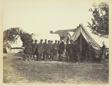 President Lincoln on Battle-Field of Antietam