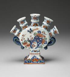 Flower Vase (one of a pair)