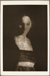Girl from Brooklyn 3/4 profile (B. Streisand)