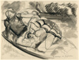 Lovers in a Rowboat