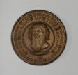 Medal Depicting Dionysos