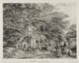 The Gamekeeper's Cottage, from the Album of 1826