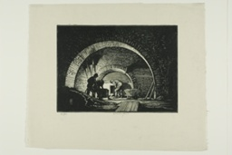 The Limekiln, Night