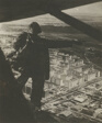 Untitled (Lenin over Moscow)