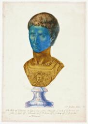 Head of Tiberius