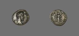 Denarius (Coin) Portraying Didius Julianus