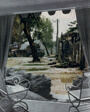 Patio View, from the series House Beautiful: Bringing the War Home