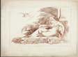 Sleeping Woman with a Cupid