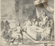 Scene from Dutch History: Supplicants before Ruler