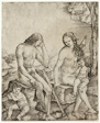 Adam and Eve with Infants Cain and Abel