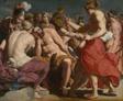 Jupiter Rebuked by Venus