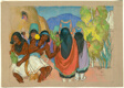 Comanche Dance, Acoma, No.1