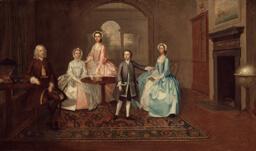 John Thomlinson and His Family
