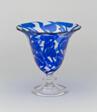 Intarsia Vase