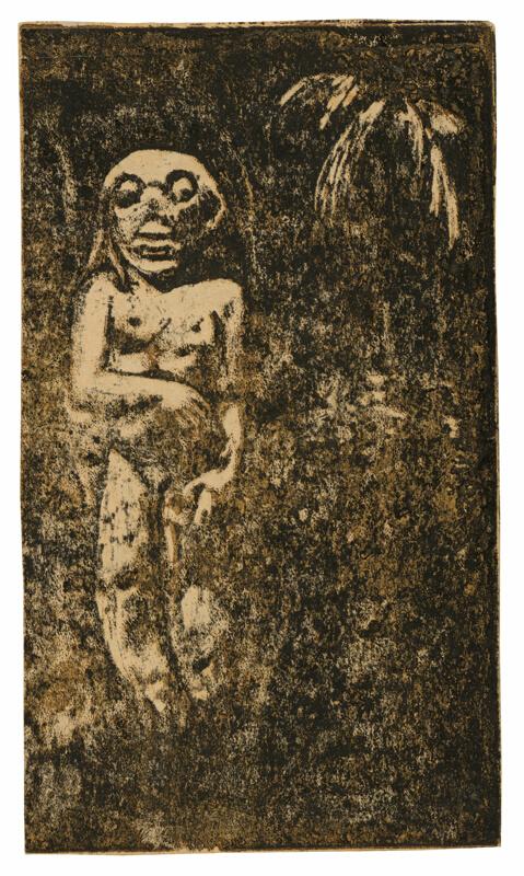 Gauguin Oviri Oviri | The Art Instit...