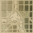Plate 106 from The Plan of Chicago, 1909: Chicago. Intersection of the Three Branches of the Chicago River