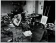 John Marin in His Studio, Hoboken, New Jersey