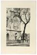 L'Horlage, from Vingt Lithographies du Vieux Paris