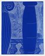 Blue Columns