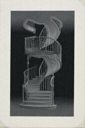 The Three Story Question (staircase)