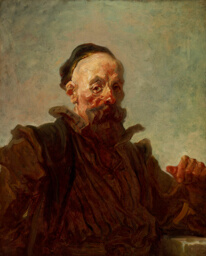 Portrait of a Man in Spanish Costume