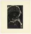 The Little Flower - print #11 of 52 in the 1936 Calendar of The Chicago Society of Artists