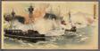 The Naval Battle and Capture of Haiyang Island (Kaiyoto senryo kaisen no zu)