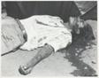 Striking Worker Murdered (Obrero en huelga asesinado)