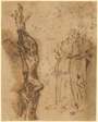 Study for Polycrates' Crucifixion