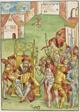Pilate Washing His Hands, from Passio domini nostri Jesu Christi