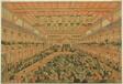 Perspective Picture of a Kabuki Theater (Uki-e Kabuki shibai no zu)