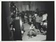 Robinson Children through the Doorway, Cabrini Green, Chicago
