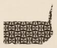 Alpenfalter (Alpine Butterfly) (Dress or Furnishing Fabric)